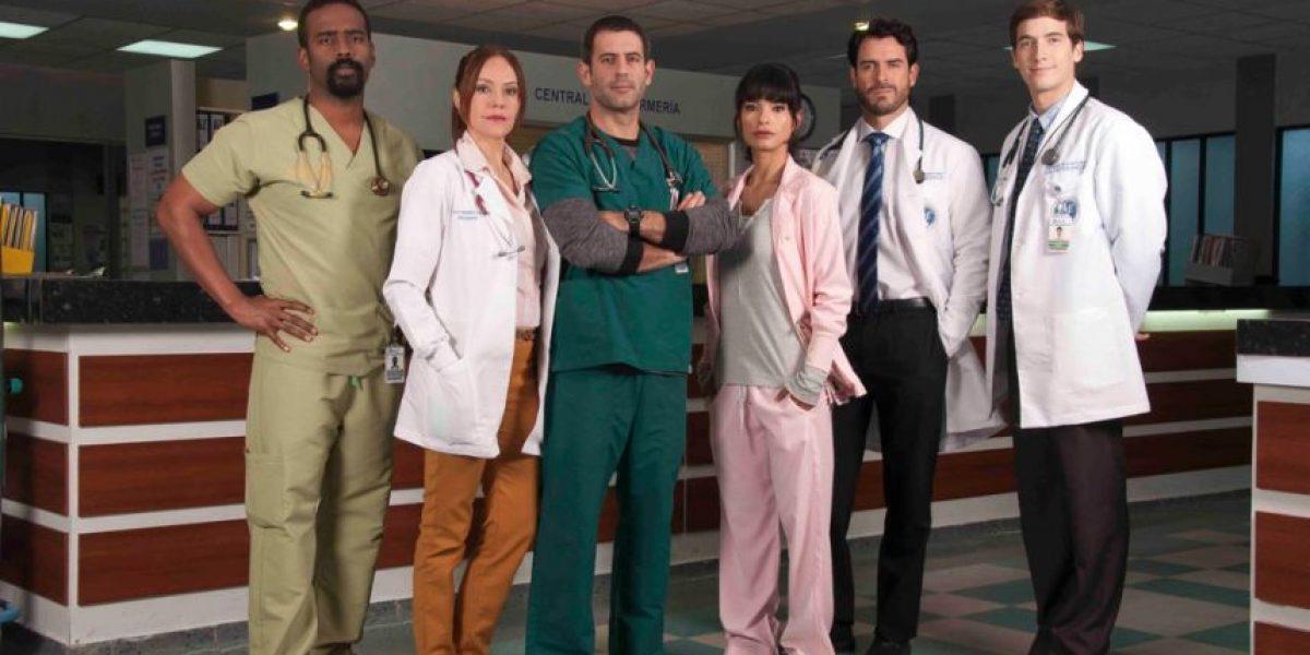 """Conoce la nueva serie """"Sala de urgencias"""
