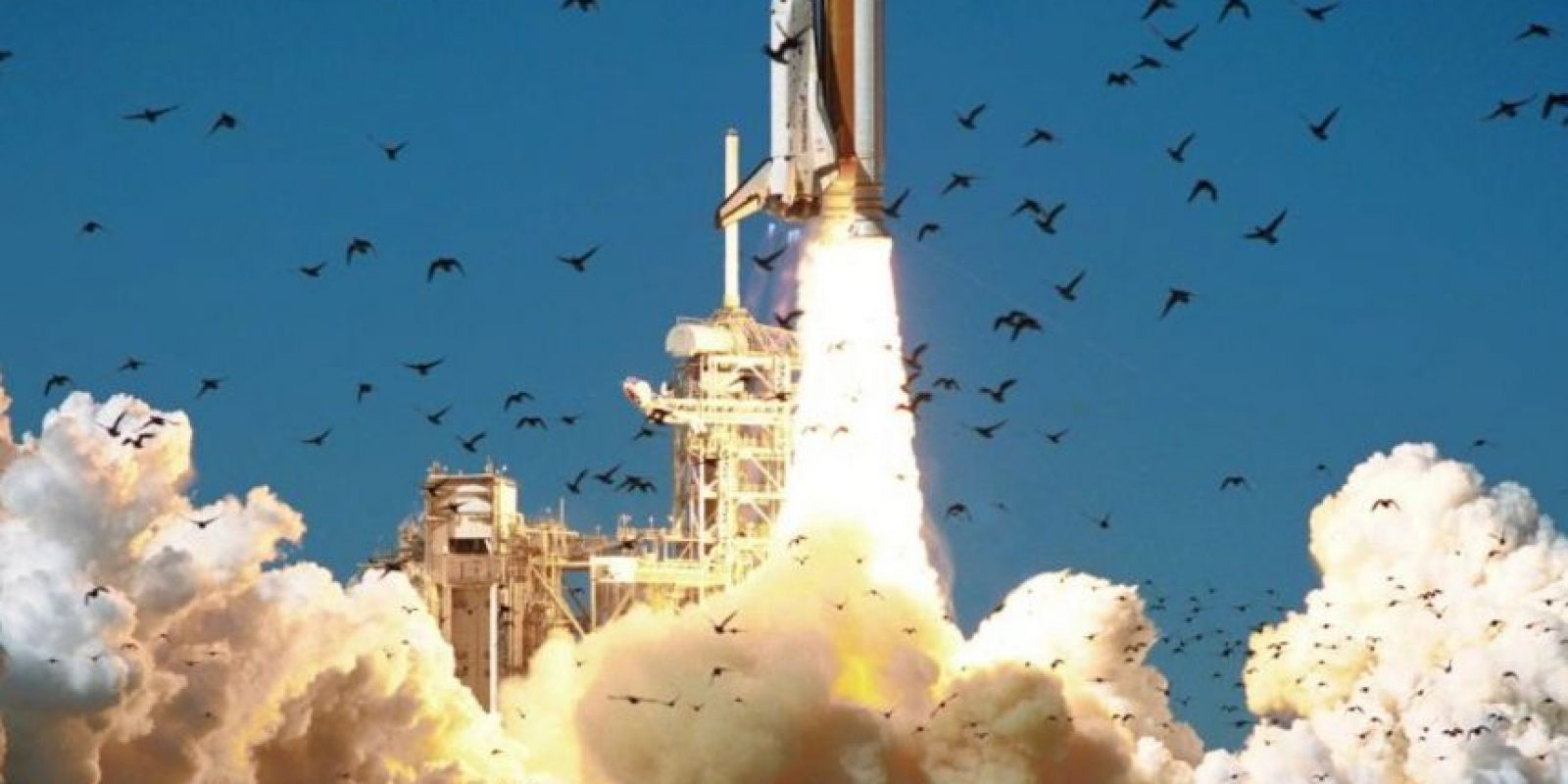 Transbordador Espacial Challenger Foto:Wikimedia