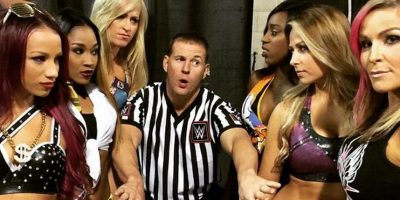 Sasha Banks, la campeona de la WWE que deslumbra en NXT