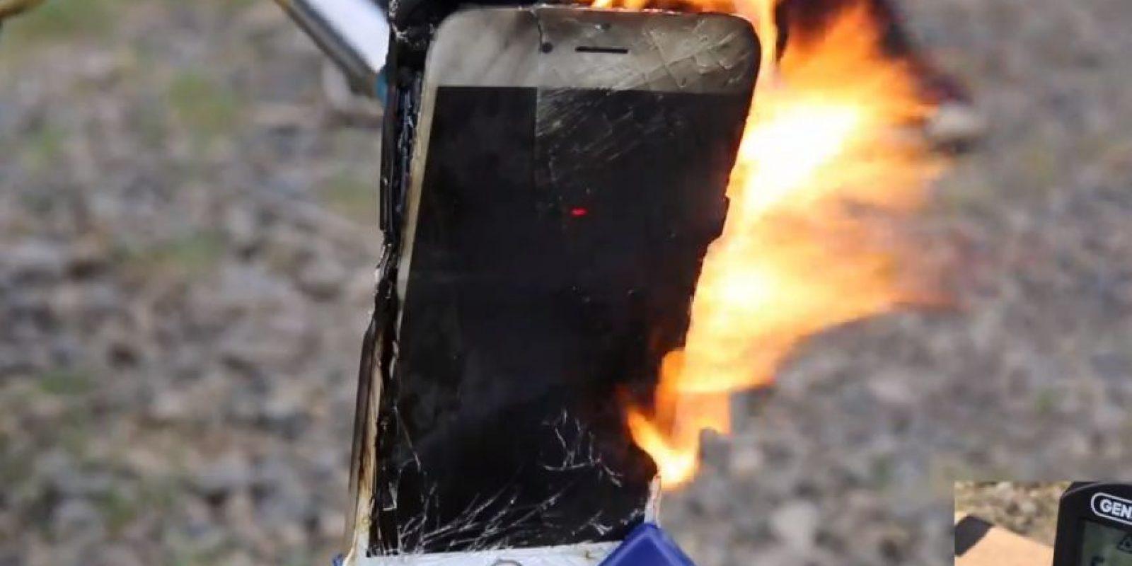 El dispositivo simplemente deja de funcionar. Foto:EverythingApplePro