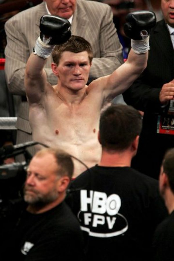 Ricky Hatton Foto: Getty Images