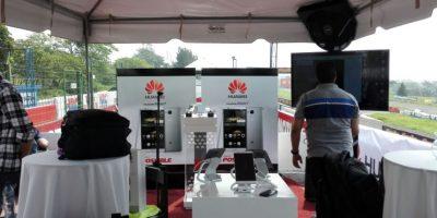 FOTOS. Huawei busca brindar una experiencia inteligente y libre