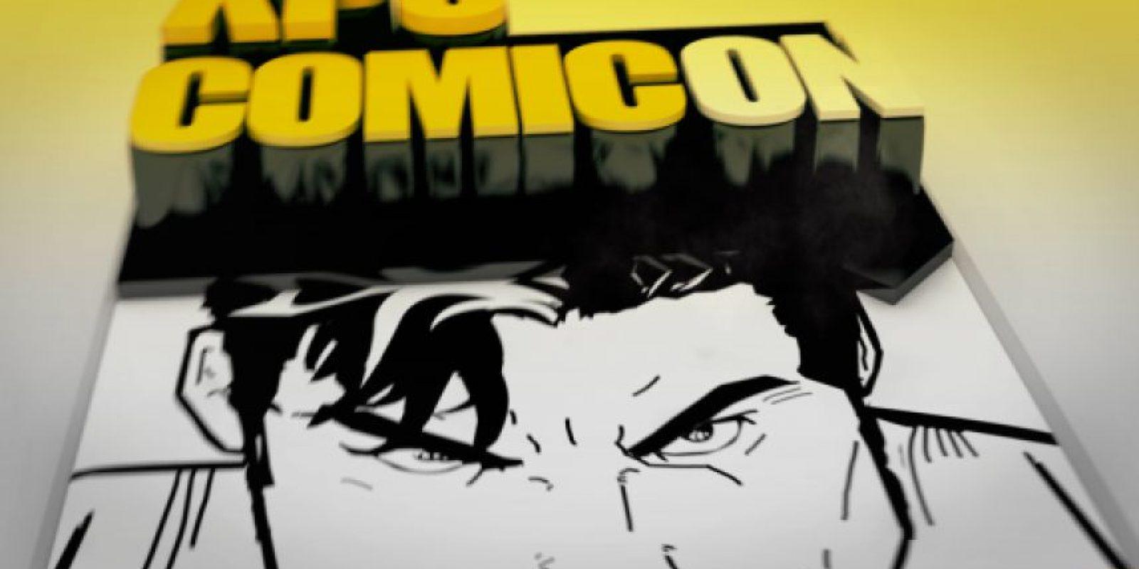 Foto:Xpo ComicOn