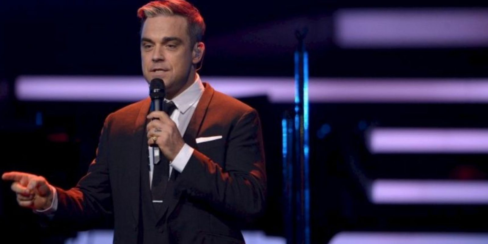 Robbie Williams Foto:Getty Images