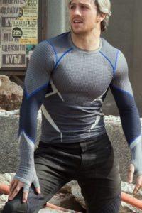 Quicksilver se casa con Crystal, perteneciente a los Inhumanos, mientras está con Los Vengadores. En su boda se destruye una de las versiones de Ultrón. Foto:vía Marvel