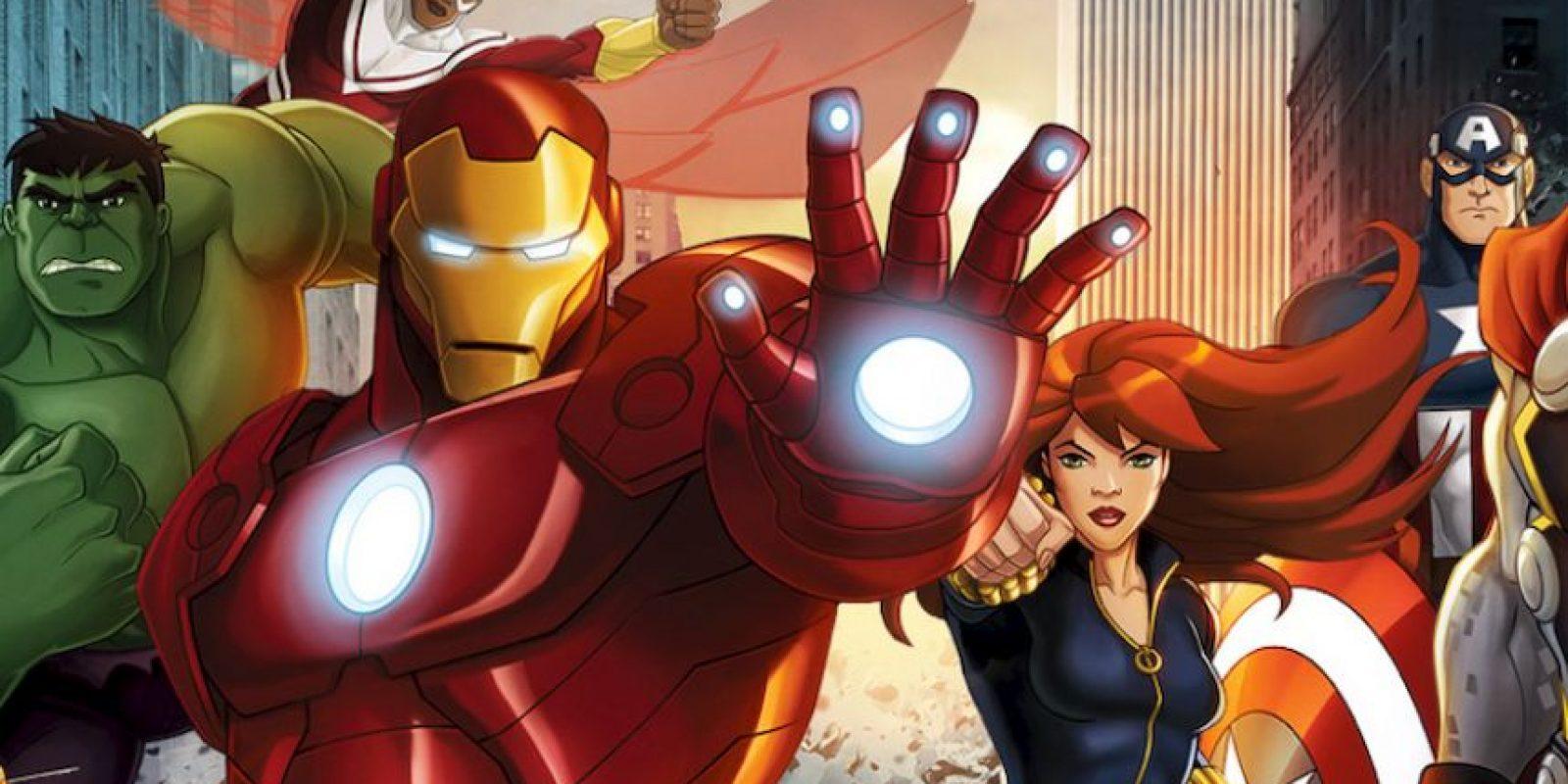 El próximo rival de Los Vengadores será Thanos. Foto:vía Marvel