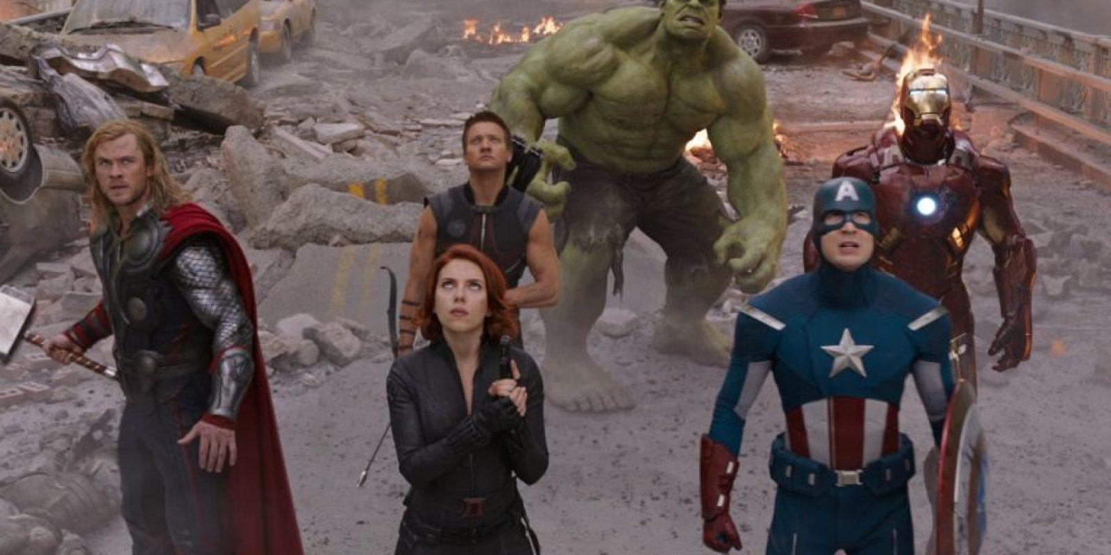 """Pronto se estrenará la segunda parte de """"Los Vengadores"""" y acá tenemos algunos datos que pueden fomentar su curiosidad. Foto:vía Marvel"""