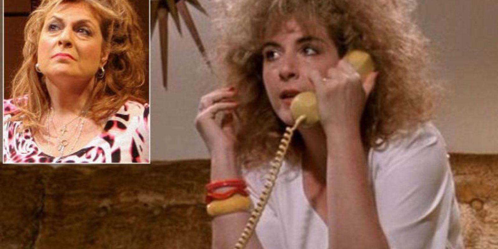 """Caroline Aaron era """"Marge"""", otra de las cizañeras vecinas de """"Pegg"""". Foto:vía 20th Century Fox"""