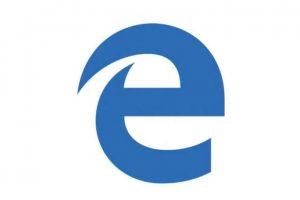 Este es el nuevo logotipo de Micorsoft Edge Foto:Microsoft Windows