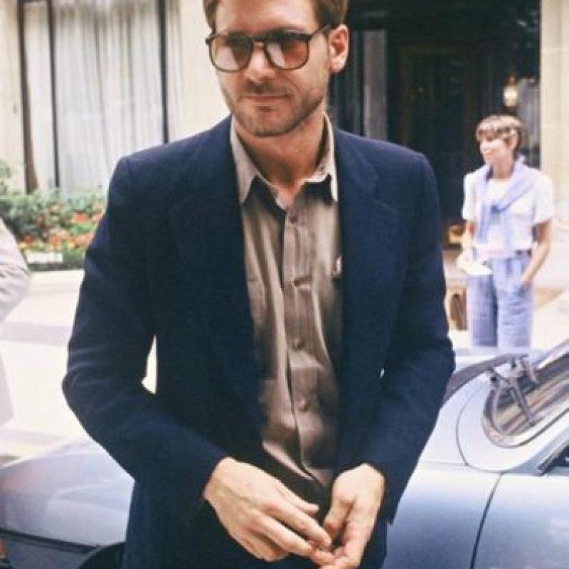 Harrison Ford era perfecto para ese papel. Foto:vía Getty Images