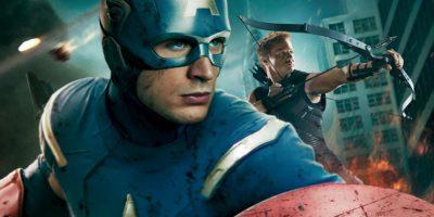 """El """"Capitán América"""" tendría que ser un actor de acción, muy estadounidense. Foto:vía Marvel"""