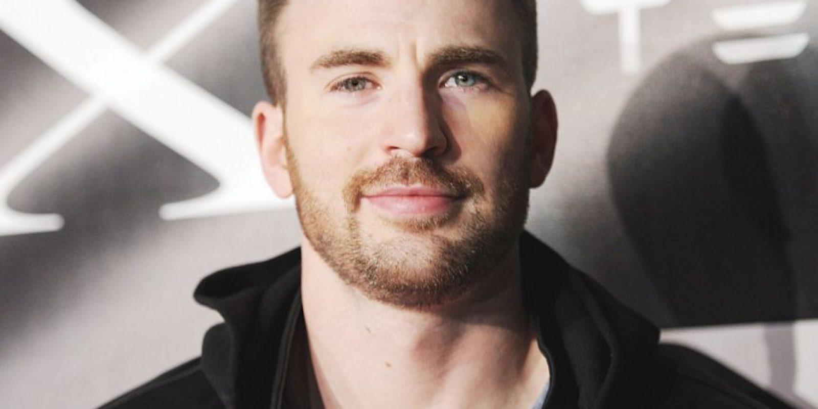 Actualmente, Chris Evans es quien lo interpreta. Foto:vía Getty Images