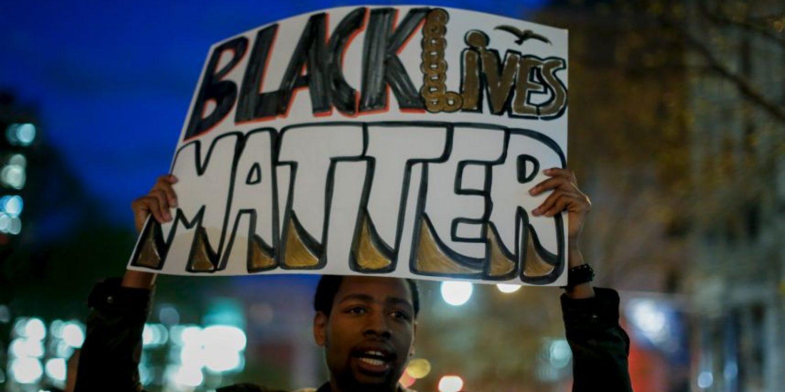 También se registraron marchas similares en otras grandes ciudades del país. Foto:Getty Images
