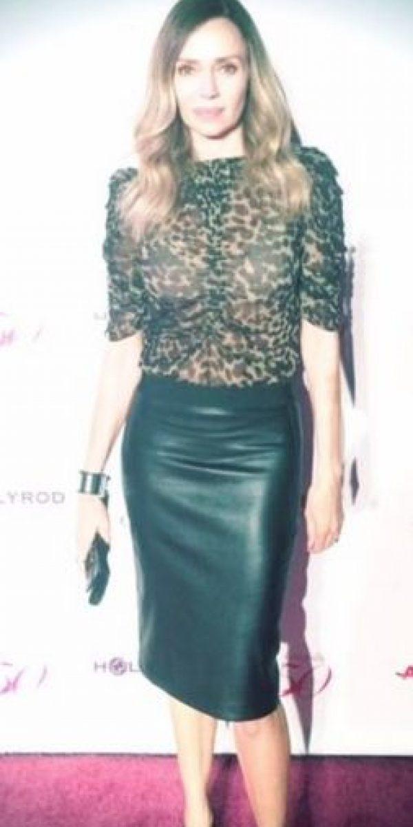 Continuó con su carrera como actriz Foto:Vía facebook.com/pages/Vanessa-Angel/