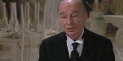 """Giustino Durano era el tío de Guido, """"Eliseo"""", jefe de meseros en el restaurante del pueblo. Foto:vía Cecchi Gori Produzioni"""