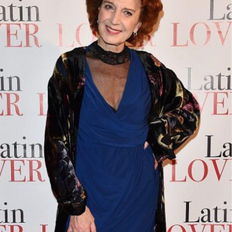"""Es una respetada actriz española. Su última gran aparición fue en """"La piel que habito"""". Foto:vía Getty Images"""