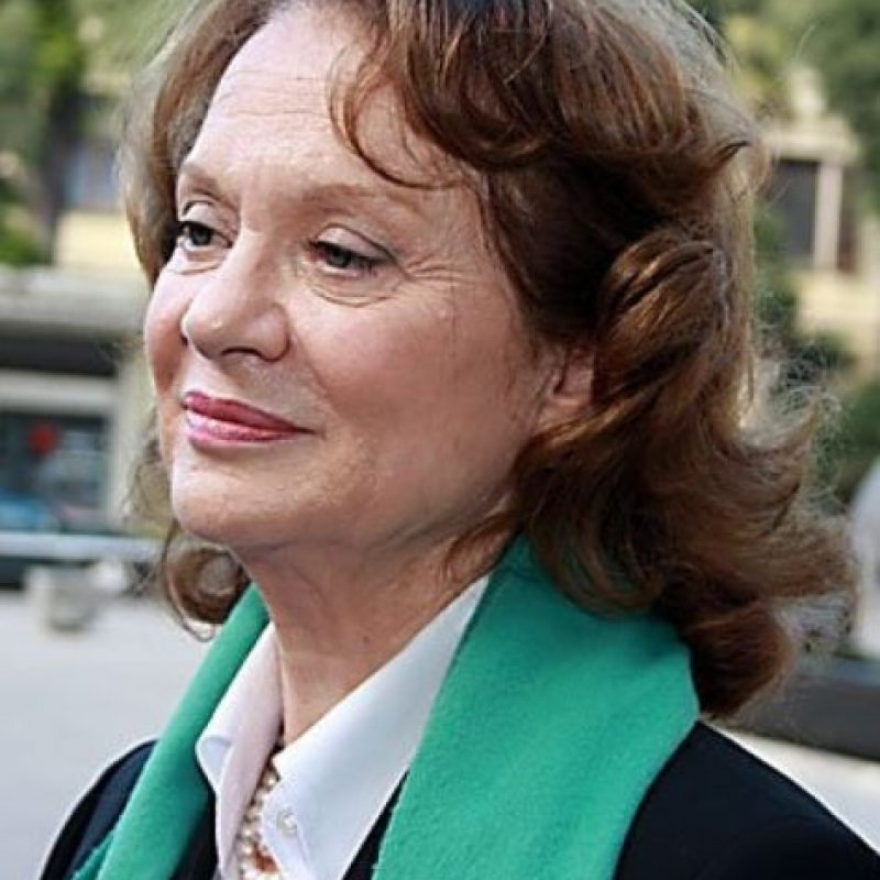 Lojodice ha actuado en películas y teatro de su país. Foto:vía Wikipedia