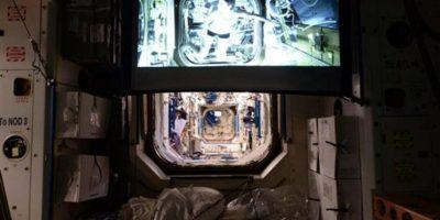 Astronautas ven