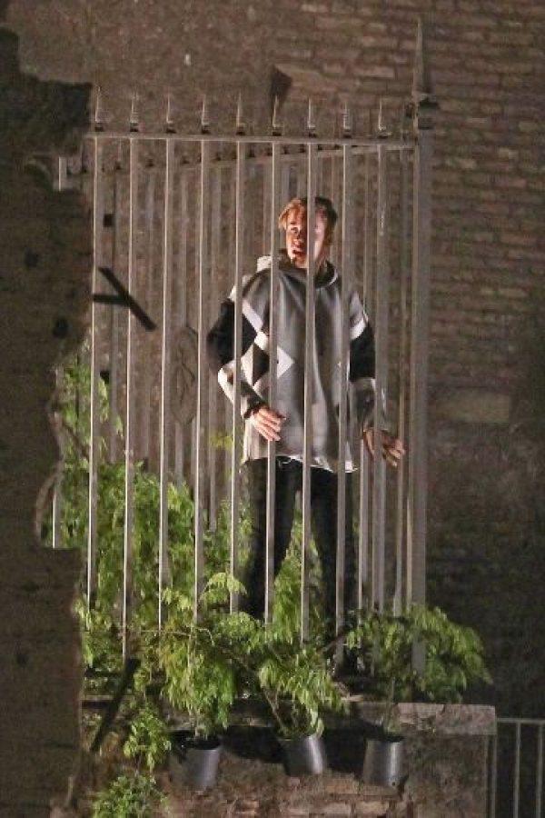 Justin Bieber se encuentra tratando de escapar. Foto:Grosby Group