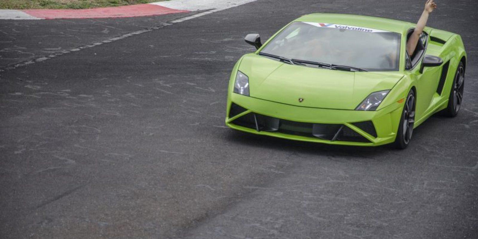 Lamborghini LP560 Gallardo Foto:LUIS CARLOS NÁJERA