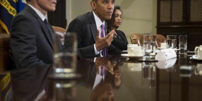 Obama denuncia ataques contra la libertad de prensa en el mundo