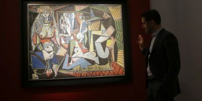 Obras de Picasso y Giacometti podrían romper récord mundiales en subastas de arte