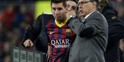 """El """"Tata"""" le encomienda a Messi el destino de la selección de Argentina"""
