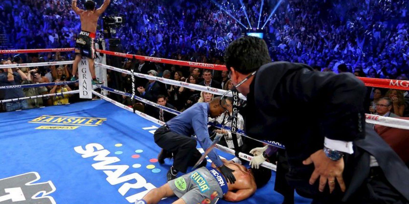 14. Porque las derrotas no lo derrumbaron. Foto:Getty Images