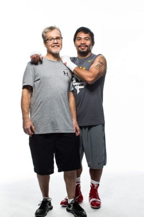 1. Por salvar la vida de su entrenador. Foto:Getty Images