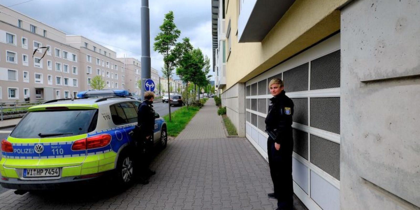 El matrimonio fue detenido en una ciudad cercana a Frankfurt Foto:Getty Images