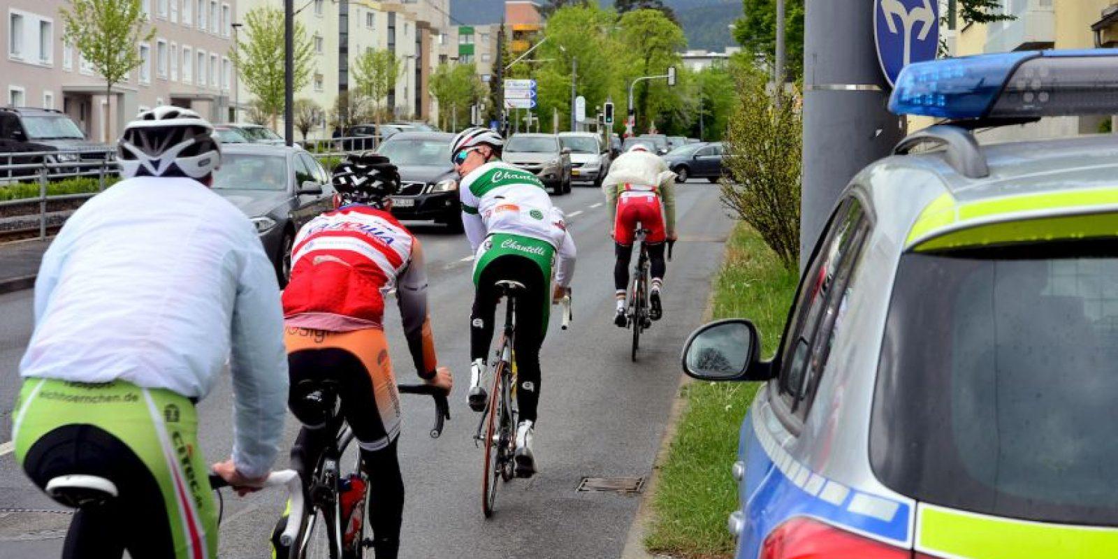 Los sospechosos planeaban un atentado en una carrera de ruta en bicicleta Foto:Getty Images
