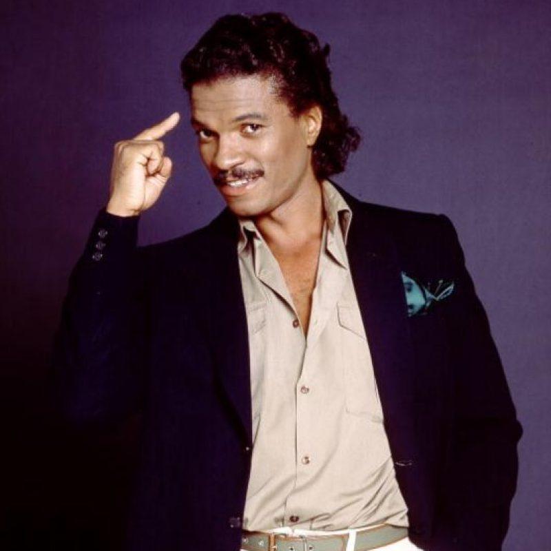Si es afroamericano, en la época estaba Billy Dee Williams. Foto:vía Getty Images