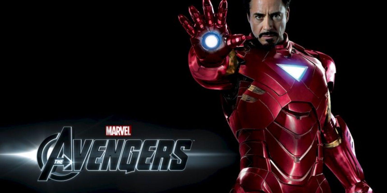 """""""Tony Stark""""/""""Iron Man"""" tiene una gran presencia, es genio, playboy, filántropo… bueno, todo eso. Se necesita un actor con malicia e imponencia. Foto:vía Marvel"""