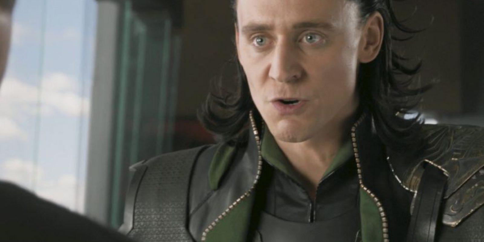 """Para """"Loki"""" se necesita un actor de rasgos angulosos. Y que como su actor actual, Tom Hiddleston, tenga formación teatral y de una apariencia atormentada. Foto:vía Marvel"""