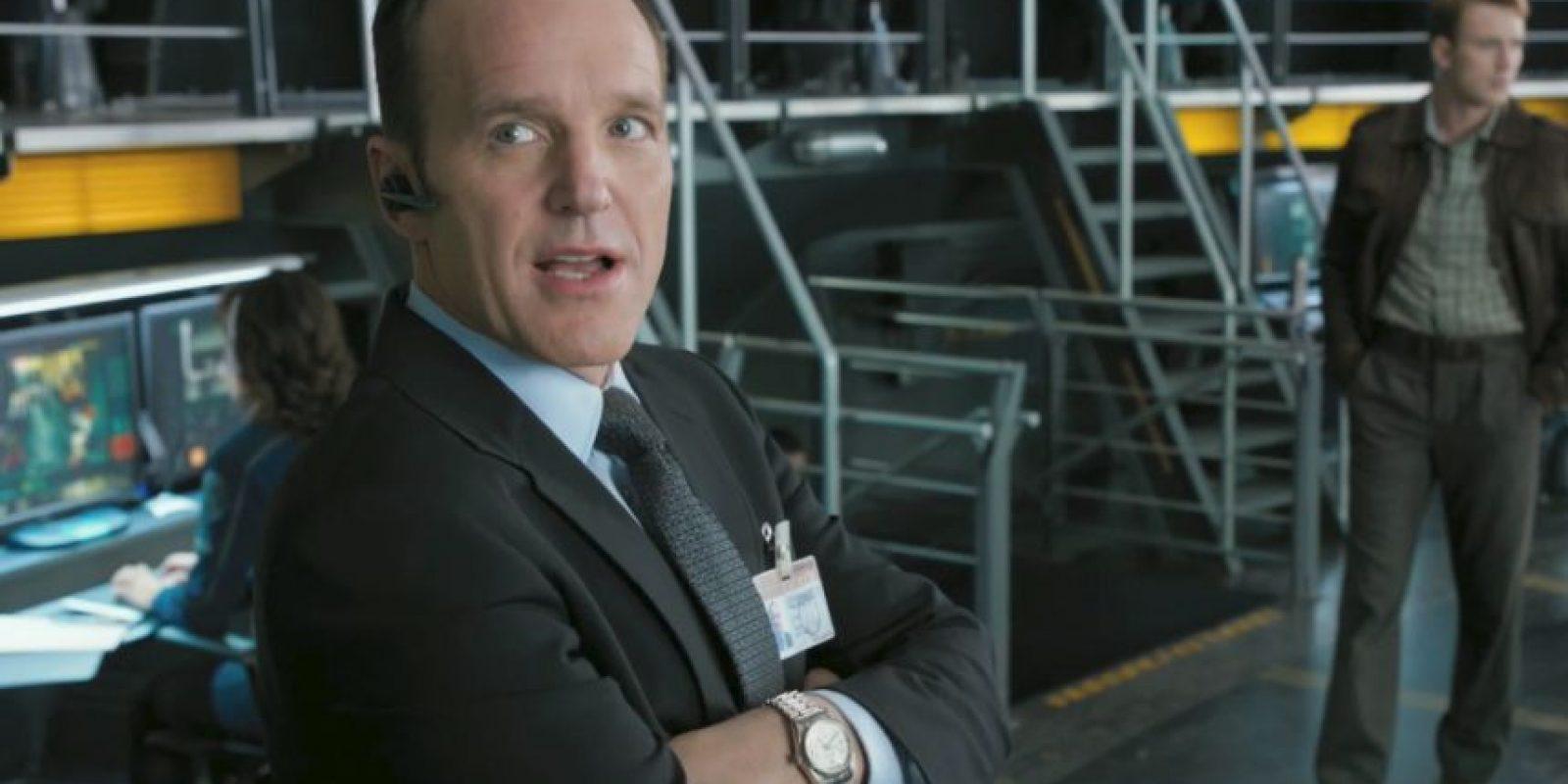 Para Phil Coulson se necesita un actor de apariencia corriente, pero también de aire inteligente. Foto:vía Marvel
