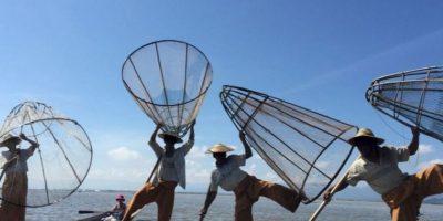 Inle Lake, Myanmar. Foto:Apple