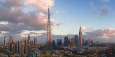 Dubai, Emiratos Árabes Unidos. Foto:Apple
