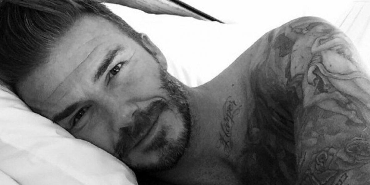 David Beckham abre cuenta en Instagram el día de su cumpleaños 40