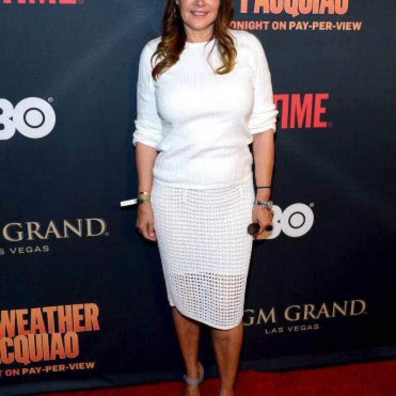La actriz Lorraine Bracco Foto:Getty Images