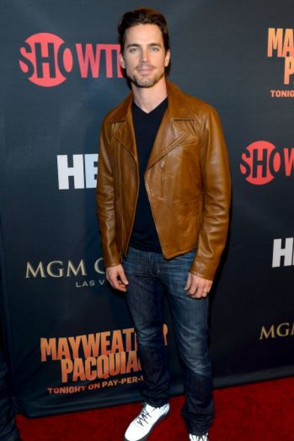 El actor Matt Bomer Foto: Getty Images