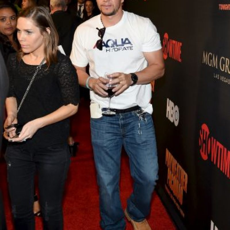 El actor Mark Wahlberg Foto: Getty Images