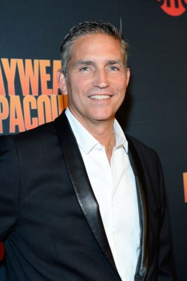 El actor Jim Caviezel Foto: Getty Images