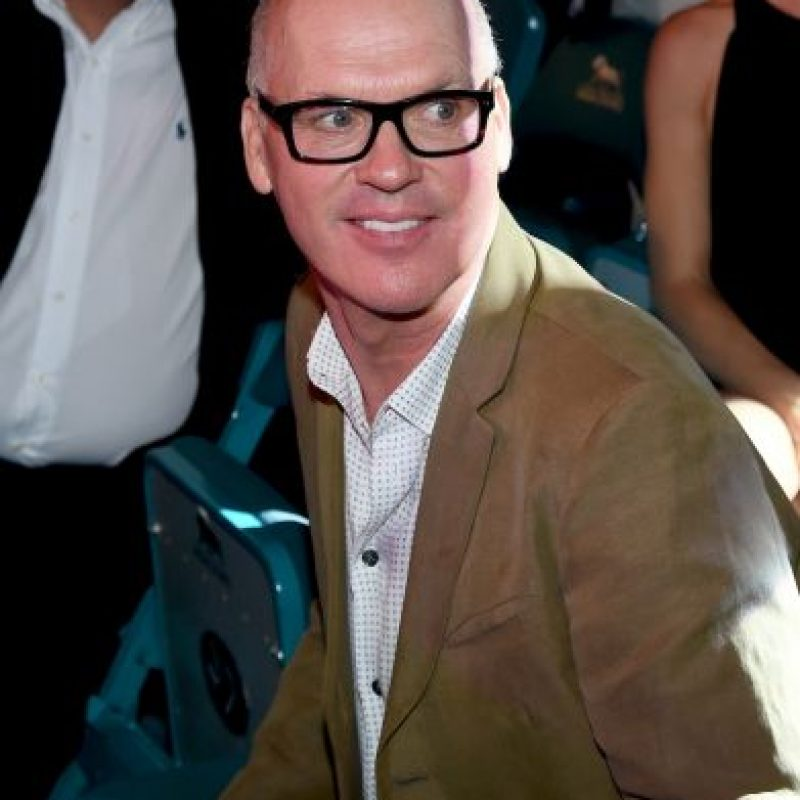 El actor Michael Keaton Foto: Getty Images