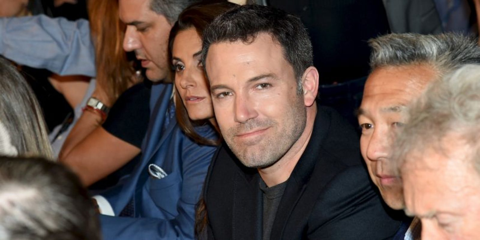 El actor Ben Affleck Foto: Getty Images