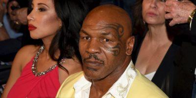 En 2011 fue incluido en el Salón Internacional de la Fama del Boxeo. Foto:Getty Images
