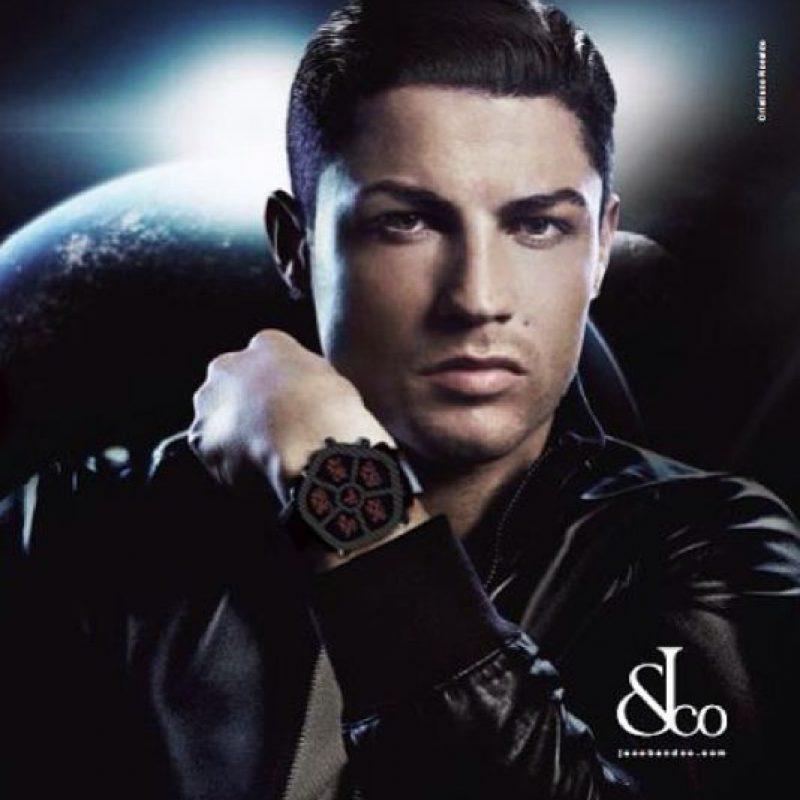 4. En relojes Foto:Vía instagram.com/Cristiano