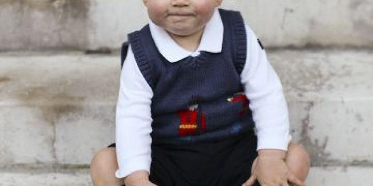 Los británicos no son los únicos: 10 niños de la realeza mundial