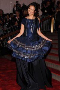 """Wendi Deng le pidió trabajo a su entonces marido, Rupert Murdoch, en 2008 y este le dijo """"puedes ser animadora de Disney"""". Lo logró. Foto:vía Getty Images"""
