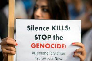 El grupo se ha adjudicado todo tipo de ataques contra Estados Unidos, desde el asesinato de periodistas como James Foley, el cual fue difundido en video en todo el mundo; hasta ataques cibernéticos en contra del país. Foto:AFP