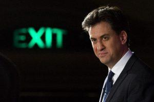 El líder del partido Laborista, Ed Miliband Foto:AFP